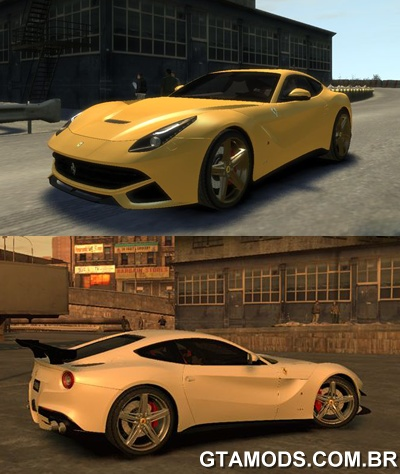 Ferrari F12 Berlinetta 2013 Modified Edition [EPM]